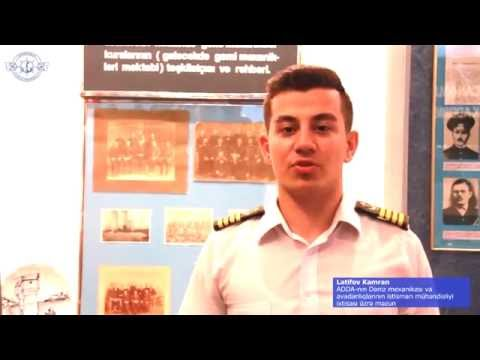 Azerbaijan Marine Academy. Day of the Seafarer