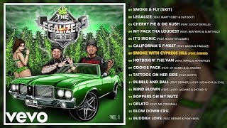 Paul Wall, Baby Bash - Smoke with Cypress Hill (Audio) ft. Berner