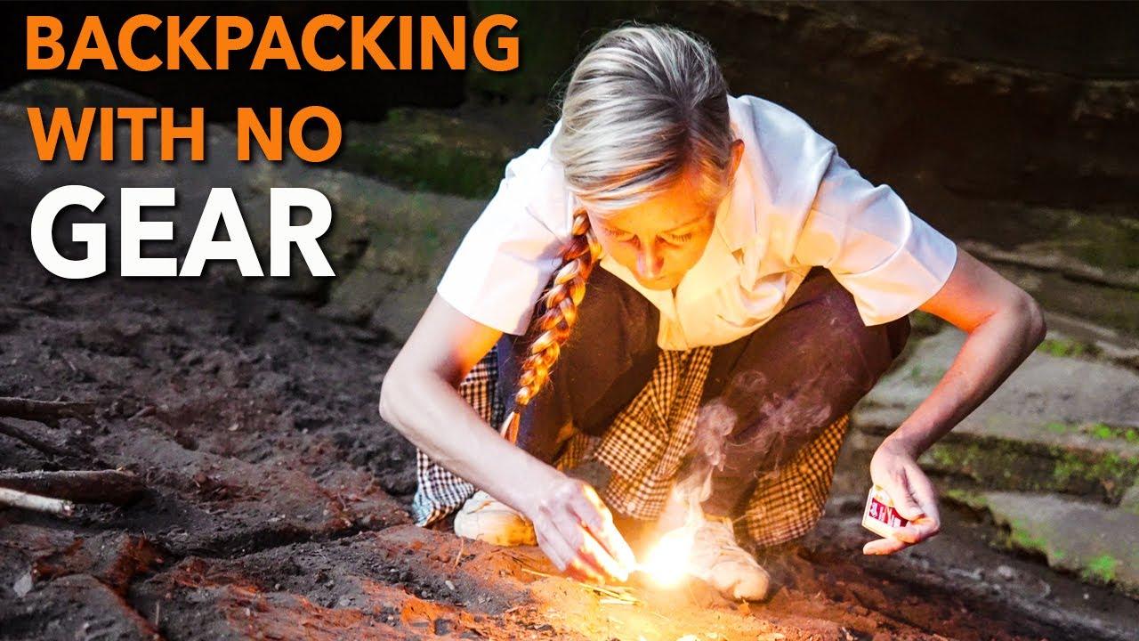 I Tried Backpacking With Grandma Gatewood's Gear