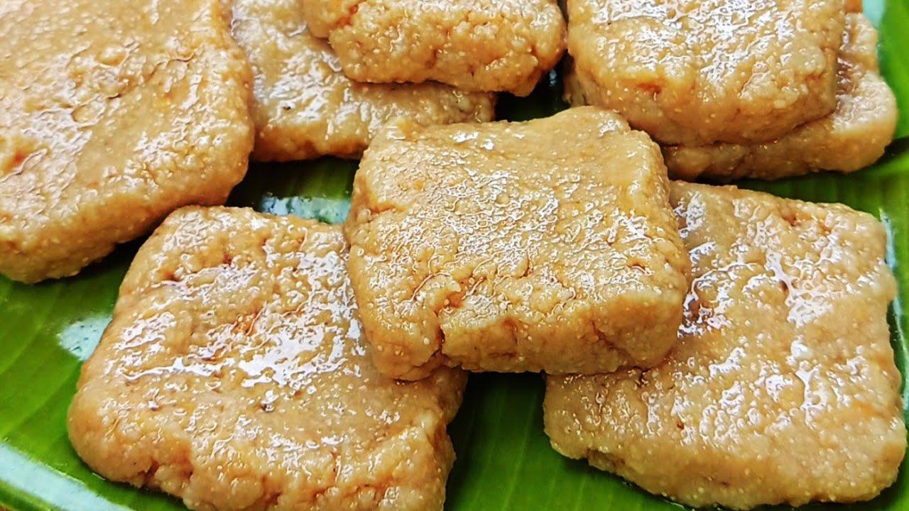 மூன்றே பொருட்கள் போதும் ஸ்வீட் ரெடி|Easy sweets recipes in tamil - YouTube