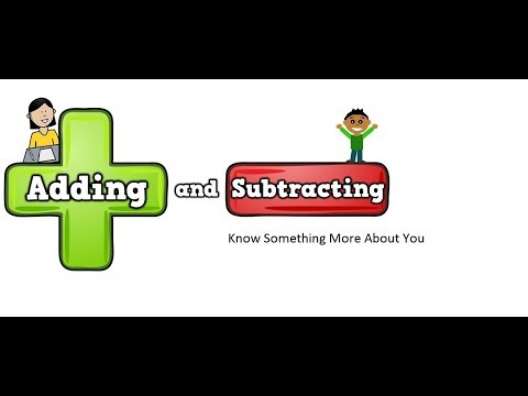 What Is Addition & Subtraction || Simple Mathematics Addition & Subtraction || Full Tutorial ||