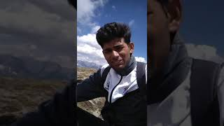 Sinthan top on the Pir Panjal range..