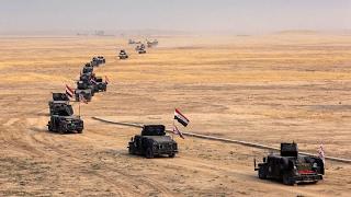 أخبار عربية: استعدادات القوات العراقية لتحرير الساحل الأيمن من الموصل