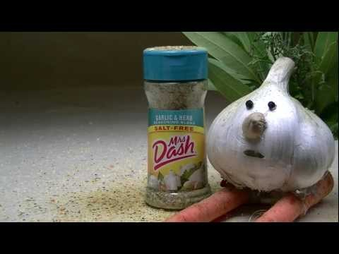 Mrs. Dash Contest GARLIC & HERB