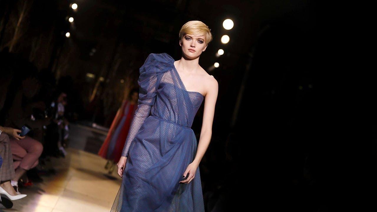 Carolina Herrera Fashion Show Youtube