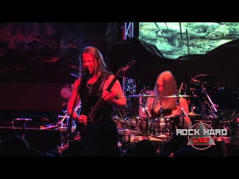 TYR ~ Blood of Heroes (live HD)  ~ 10/4/14 on ROCK HARD LIVE