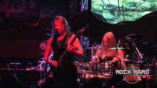 TYR Blood Of Heroes Live HD 10 4 14 On ROCK HARD LIVE