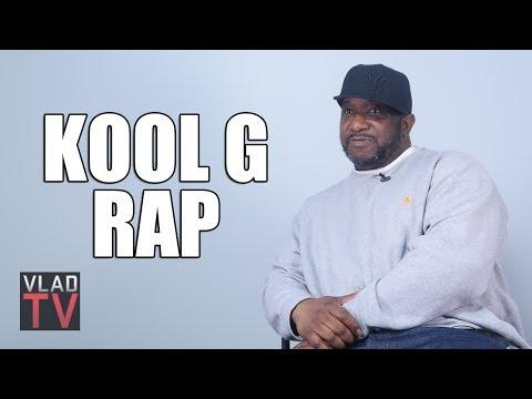 Kool G Rap: Def Jam Passed on Nas Because They Said He Sounded Like Me