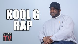 Kool G Rap: Def Jam Passed on Nas Because They Said He Sounded Like Me