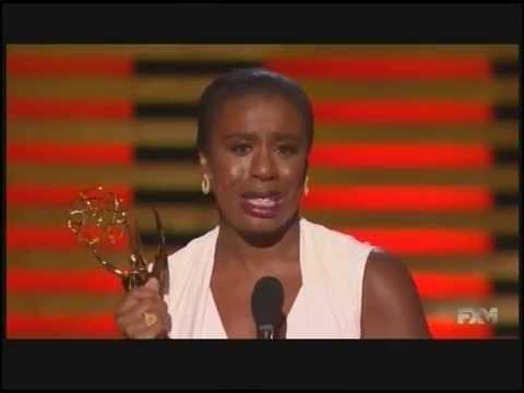 Uzo Aduba wins Emmy Award for Orange Is the New Black