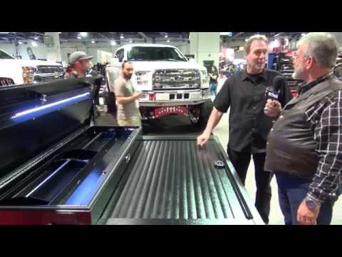 Truck Covers USA interview at SEMA 2015 part 3
