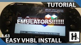 [3.65][EASY] How to install a VHBL Bubble