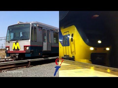 Train Metro Tram on Liberation Day (Bevrijdingsdag)