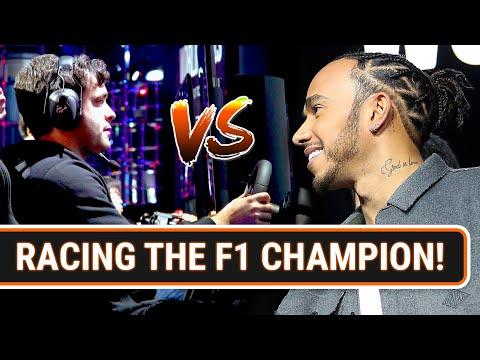 Racing Lewis Hamilton: Can I Beat Him?