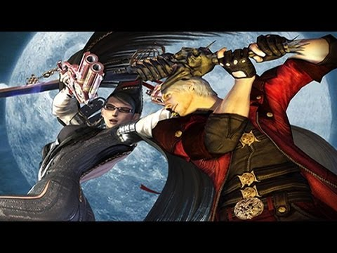 Devil May Cry Wallpaper Hd Dante X Bayonetta Amv Dmc4 Vs Bayonetta Hd Youtube