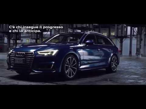 pubblicità audi a4 avant business 2017 - youtube