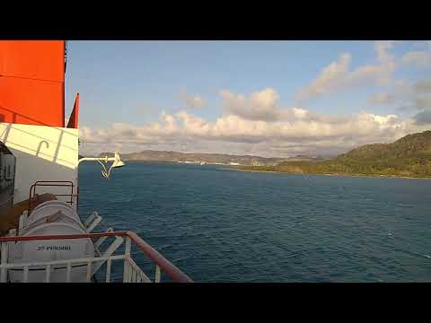 pemandangan-indah-naik-kapal-feri-merak-bakauheni-pas-angin-kencang-ombak-tidak-besar-|-kapal-ferry