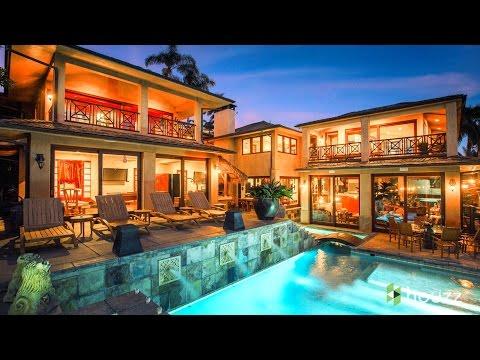 Joel Cooper's Balinese Inspired Home in Laguna Beach