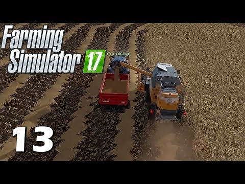The Big Fat Harvest Episode [13] || Farming Simulator 2017 + Mods
