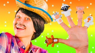 Finger Family Nursery Rhymes for children | Pretty Patty Song