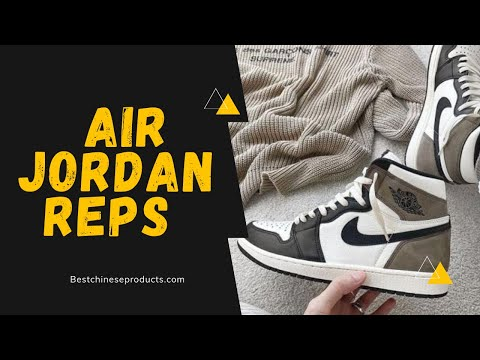 Air Jordan Replica Shoes & Best Websites (Everything you need to know about reps!)