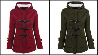 Best Hooded Outwear Jackets For Womens