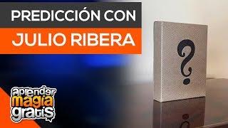 Prediccion increible con Julio Ribera Aprender magia gratis
