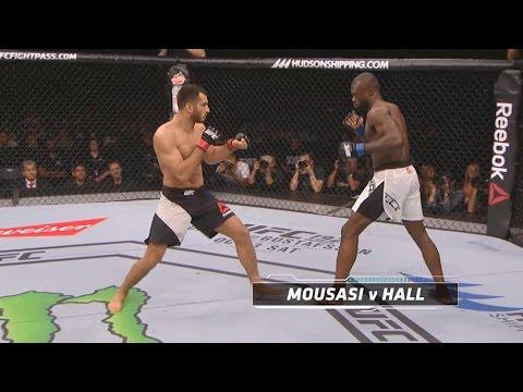 UFC Breakdown: Fight Focus - Mousasi vs Hall 2