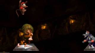 Donkey Kong Country - Platform Perils