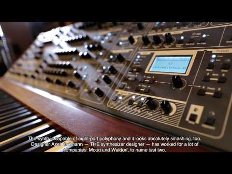 Schmidt Synthesizer and Organ Explosion