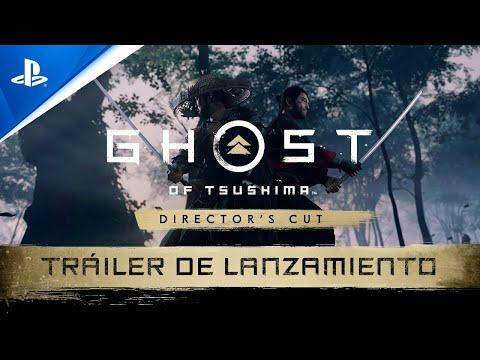 Ghost of Tsushima Director´s Cut - Tráiler de LANZAMIENTO en ESPAÑOL   4K   PlayStation España