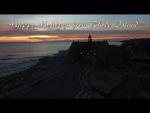 Happy Holidays Rhode Island!