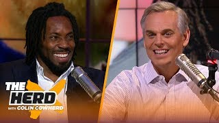 Antonio Cromartie weighs in on Jets win over Cowboys, talks Teddy Bridgewater | NFL | THE HERD