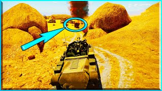 When you are iฑ the right place to kill enemies Sd.Kfz.234/4 Tanks 4.0 vs 7.3 (War Thunder GamePlay)