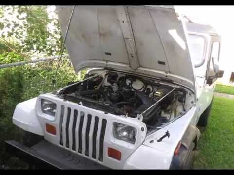 1990 jeep wrangler in new orleans youtube. Black Bedroom Furniture Sets. Home Design Ideas