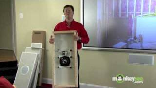 Installing In Wall Speaker For Your Home Theater