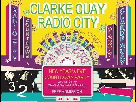 Clark Quay Radio City LIVE STREAM