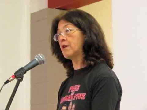 Gloria La Riva on the Occupy Movement