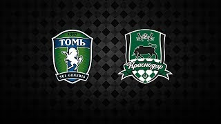 Tom Tomsk vs FK Krasnodar full match