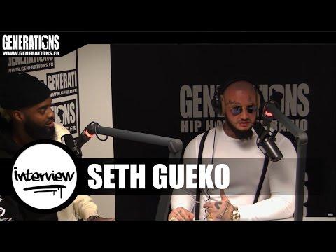 Seth Gueko - Interview #Barlou (Live des studios de Generations)