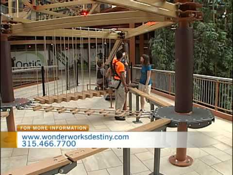 Wonderworks At Destiny Usa In Syracuse 1 Youtube