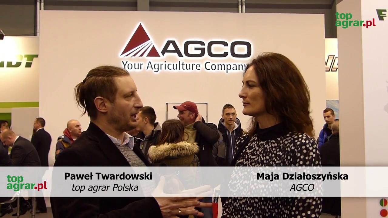 Nowa sieć dilerska AGCO (Fendt, Valtra, Massey Ferguson)