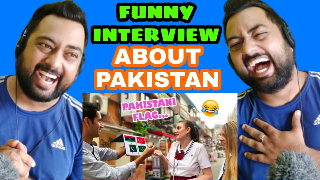 Indian Reacts to Foreigners Guess Pakistani Flag | Majid Mushtaq