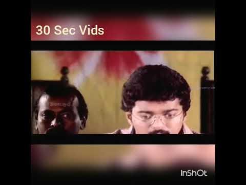 Ninaithen vanthai - vijay song whatsapp status