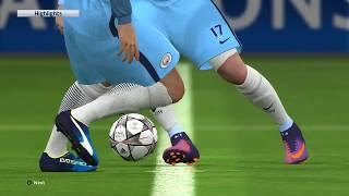 Review Formasi 4-3-3 Menggunakan Manchester City PES 2017