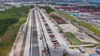 Port Everglades Containerized Cargo 30-second video
