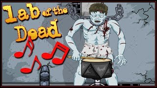 Teach My ZOMBIE How to Play Drums? - Lab of The Dead Gameplay Part 5