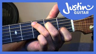happy birthday guitar lesson fingerstyle easy folk guitar songs fo 105