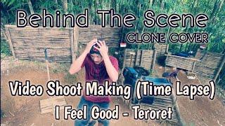 """(Time Lapse) Full Video Shoot """"I Feel Good - Oscar Bamboo"""
