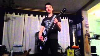 Roan playing Green Day and stuff